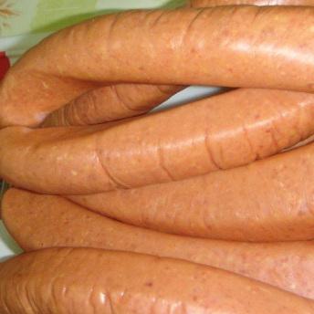 Saucisses polonais