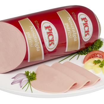 PICK Saucisson de jambon bœuf