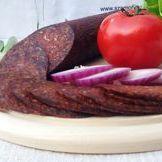 Salami épicé au paprika, bœuf gris  100%