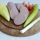 Gris boeuf liverwurst