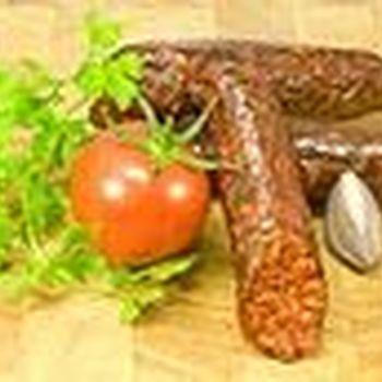 MANGALICA-Saucisses piquant