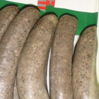 Boudin de foie-magyar hurka