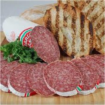 Salami « Pick » COUPE EN TRANCHE.  kg