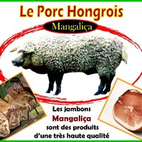 Jambon Serrano de Mangalica
