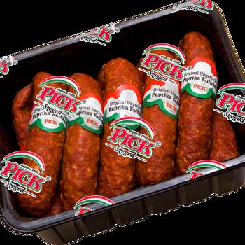 Pick Mangalica  saucisses paire 200g