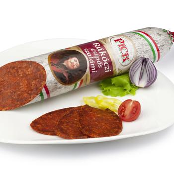 PICK Rákóczi salami piquant   750-800g