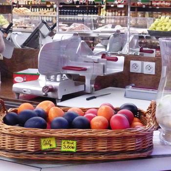 Jambon de Pâques MANGALICA--húsvéti sonka----pc 1,6  -1.7 kg