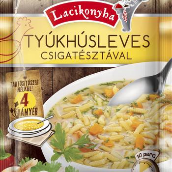 Tyúkhúsleves --Soupe de poulet