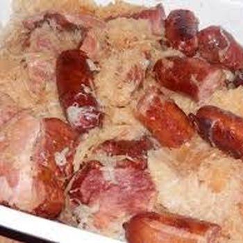 Choucroute au paprika-kg